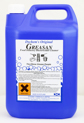 Image of Dychems GREASAN industrial degreaser in blue 5 litre jerry can - NOTE NEW TELEPHONE NUMBER 01555 892929